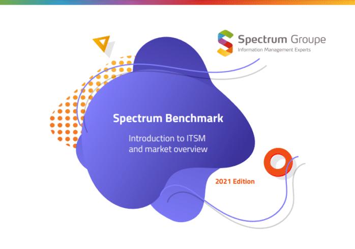 Benchmark : ITSM – 2021 edition